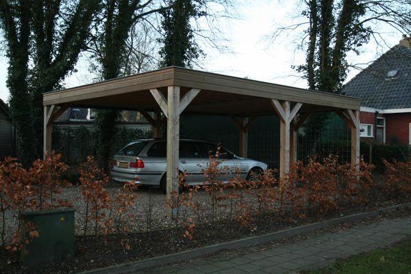kijk in onze foto impressie voor een indruk van meerdere gerealiseerde carports